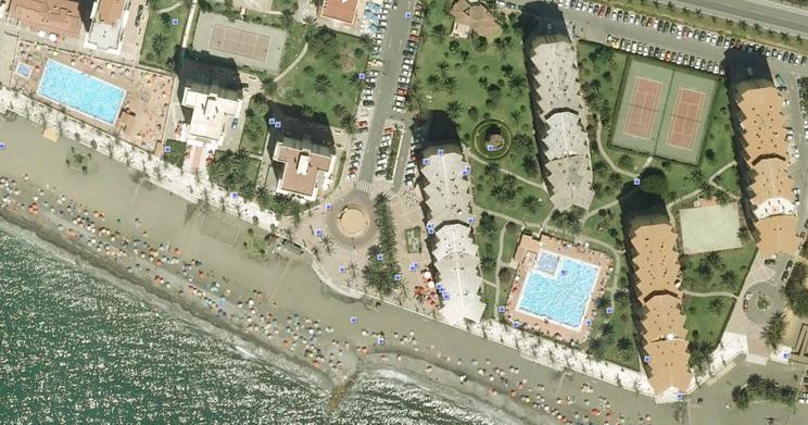 centro del algarrobo berwintern in spanien costa del sol